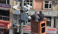 MOBESE - Hakkari'de Mobese Kameraları Onarıldı