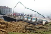 MÜFTÜ VEKİLİ - İzmit Belediyesinin Yaptırdığı Aquaparkın Temeli Atıldı