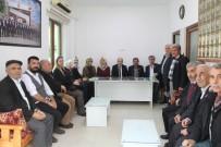 Karadağ'dan Gaziler Derneği'ne Ziyaret