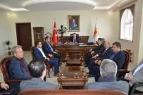 ERTUĞRUL ÇALIŞKAN - Karaman Belediyesinden Viranşehir'e Ziyaret