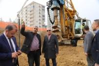 ERTUĞRUL ÇALIŞKAN - Karaman'da Alt Geçit Çalışması