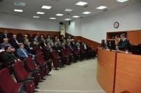 Karaman'da İl İdare Şube Başkanları Toplantısı