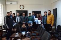 ARİF KARAMAN - Kaymakam Karaman'dan Sporcu Öğrencilere Destek