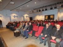 SONER KIRLI - Kaymakam Kırlı, Köy Muhtarlarıyla Değerlendirme Toplantısı Yaptı