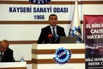 SİGORTA PRİMİ - KAYSO Yönetim Kurulu Başkanı Mehmet Büyüksimitçi Açıklaması