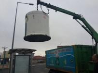 AMBALAJ ATIKLARI - Kırklareli'de Cam Atıklar Toplanmaya Başlandı
