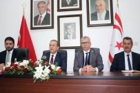 TÜP BEBEK - KKTC Turizm Bakanı Ataoğlu, Ürdün'de Dünya Sağlık Turizmi Forumu'na Katıldı