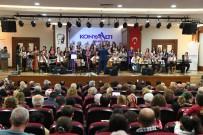 NİYAZİ NEFİ KARA - Konyaaltı Belediyesi THM Korosu, Bir İlke İmza Attı