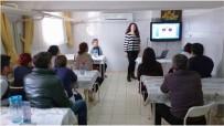 ÖFKE KONTROLÜ - Lapseki Devlet Hastanesi'nde İletişim Eğitimi Verildi