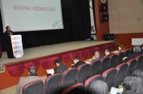 MUSTAFA AKSU - LÖSEV Develi'de Bilgilendirme Semineri Düzenledi