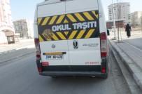 SERVİS ARACI - Malatya Emniyeti 8 Okulda 112 Servis Şoförüne Eğitim Verdi