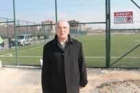 ORDUZU - MASKF Başkanı Özdemir Semt Sahası Eksikliğine Dikkat Çekti