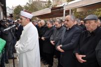 CUMHURIYET ÜNIVERSITESI - Milli Eğitim Bakanı Yılmaz, Sivas'ta Cenazeye Katıldı