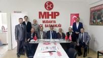 GÖKHAN GÜLEÇ - Mudanya MHP'de Görev Değişimi
