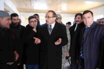 MEHMET NURİ ÇETİN - Muş Valisi Yavuz'dan Köylere Ziyaret