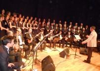 CEMAL ŞAHIN - Odunpazarı Halk Eğitimi Merkezi Türk Halk Müziği Korosu Konser Programı