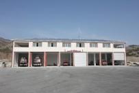 Osmancık'a Modern İtfaiye İstasyonu