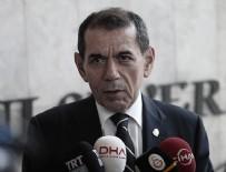 GALATASARAY BAŞKANı - PFDK'dan Dursun Özbek'e ceza