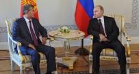 ALMAZBEK ATAMBAYEV - Putin, Kırgızistan'da