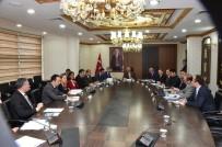 TARIK AÇIKGÖZ - Şanlıurfa'da SODES Toplantısı Düzenlendi