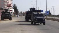 ÖZEL HAREKET - Sınır Ötesine Polis Ve Zırhlı Araç Takviyesi