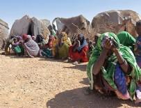 FELAKET - Somali'de kuraklık nedeniyle 'ulusal felaket' ilan edildi