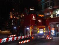 HAMIDIYE - Taksim'de apartman boşluğuna düşen otel çalışanı öldü