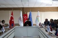 EMIN SERDAR KURŞUN - TKDK, Giresun İl Gıda Tarım Ve Hayvancılık İl Müdürlüğü İle Toplantı Gerçekleştirdi