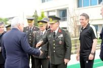 ALİ AY - Tuğgeneral Ahmet Hacıoğlu'ndan Bursaspor'a Ziyaret