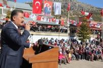ARSLANKÖY - Tuna Açıklaması '1 Mart, Arslanköy'ün Kurtuluşu Olarak Tarihe Altın Harflerle Yazılmıştır'