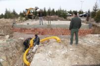 Türk Dünyası Kültür Parkı'nda Çalışmalar Devam Ediyor