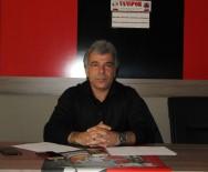 ÇORUMSPOR - Van Büyükşehir Belediyespor Sportif Direktörü Turgay Karatekin Açıklaması