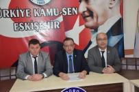 VERGİ SİSTEMİ - Vergi Haftasında Maliye Çalışanları Unutuldu