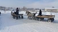METIN ŞAHIN - 15 Yıldır At Arabası Sürerek Ekmeğini Kazanıyor