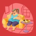 ŞIŞMANLıK - 2016 Yılında Obezite İle İlgili 19 Bin Haber Yapıldı