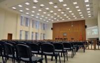 DURUŞMA SALONU - Adana'da Darbe Davaları İçin 375 Kişilik Duruşma Salonu