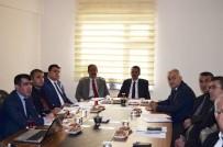 ARİF KARAMAN - Adilcevaz'da Cevizle İlgili Sorunlar Görüşüldü