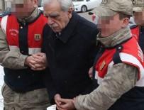 AHMET TÜRK - Ahmet Türk'ün tahliyesi için olumsuz rapor