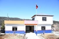 AKARCA - Akarca Mahallesi Muhtarlık Binası Ve İmam Evi Yenilendi