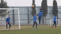 GÜMÜŞHANESPOR - Akhisar Belediyespor'da Kupa Maçı Hazırlıklar Tamam