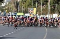 ATATÜRK ANITI - Alanya'da Türkiye Şampiyonası 1. Etap Puanlı Yol Yarışları Başladı