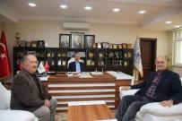 HASAN ALIŞAN - Alişan'dan Başkan Dişli'ye Ziyaret