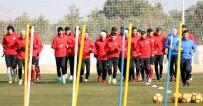 HAZIRLIK MAÇI - Antalyaspor'da Neşeli Antrenman