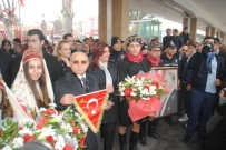 ÖZLEM ÇERÇIOĞLU - Atatürk'ün Aydın'a Gelişinin 86. Yıldönümü Törenle Kutlandı