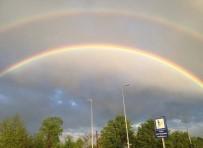 YAĞIŞLI HAVA - Aydın'da Yağışla Birlikte Hava Isınacak