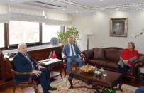ALI ÇELIK - Azerbaycan'la Yün Toplama Ve İşleme Konusunda Tecrübe Paylaşımı