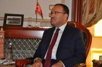 Bakan Bozdağ Açıklaması 'Almanya, Türkiye'nin Teröristleri İade Talebine Olumlu Bakmıyor'