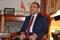 Bakan Bozdağ Açıklaması Türkiye Olarak Hristiyan Terörü Demedik