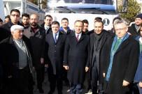 Bakan Bozdağ, Yozgat'tan Halep'e Gönderilen Yardım Tırlarını Uğurladı