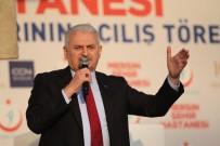 5 YILDIZLI OTEL - Başbakan Yıldırım Açıklaması 'Bırakın Rejim Değişmesini Siz Kafayı Değiştirin'
